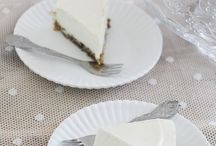 healthy cakes & pies