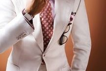 Men Ware / Men's Fashion, Dress Smart and Accessorize.
