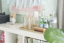 home goods. / lighting, doors, flooring and other household must-haves / by Jessie Rodger
