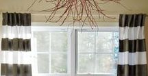 Curtains / Curtains, shades, blinds and other window (mis)treatments