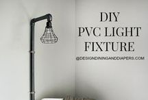 Decor: LAMP Light / Lovely lamps and lamp shades that I would love to have in my home / by Songbird Blog