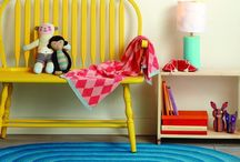 Kid's & Babies' Rooms / by Jennifer O'Connor