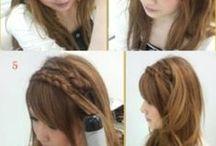 Hair Must-Dos / by Cathy Lewandowski