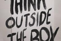 Idea.  Word. / by Gwen Driscoll