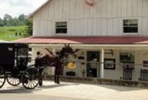 Ohio Amish Country Guide / by Homestead Furniture