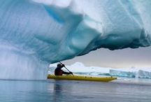 Antarctica / The white continent, Antarctica is a traveler and an explorer's dream.