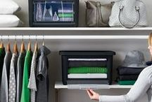 Operation Closet Organization / by Rubbermaid