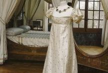 Regency Extant Garments / purely for surviving fabric constructions (1790-1830)