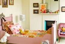 lovely spaces for kids / by Janna Rueda