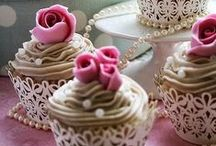 Lovely cupcake's and other sweeties
