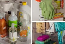 Cleaning and organization / Cleaning and organizing tips