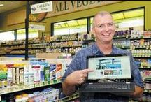 DTE in the News! / by Down to Earth Organic & Natural