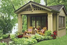 Outdoor Rooms to love