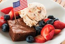 Red, White & Blue Desserts / by Nestle Kitchens