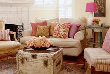 Living room / Decorating ideas for living rooms