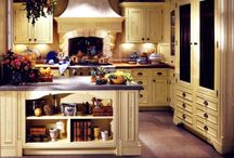 Kitchens / Decorating ideas for kitchen
