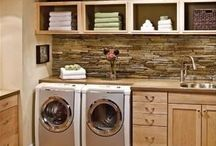 Laundry rooms / Decorating ideas for laundry rooms