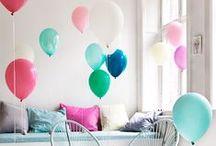 Party Ideas / Fresh ideas for fun parties