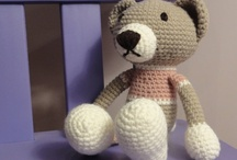 crochet toys & amigurumi  / by Rosa Andriopoulou