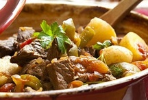 The Best Soups and Stews / Nothing is better on a cold day than a warm up of soup or stew.
