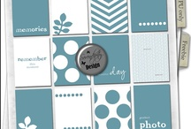 Project Life Digital Freebies / by SmilinThyme