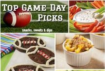 Game Day by Nestle Kitchens / Our top picks for apps, snacks, sweets and dips to unite everyone from football fanatics to those just in it for the commercials. These proven winners from the Nestle Kitchens won't disappoint! / by Nestle Kitchens