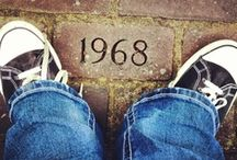 1968 ~ the year I was born. / by Heather Cox
