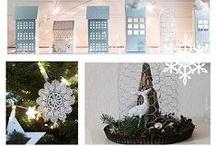 Songbird: Christmas craft and decor ideas / A collection of all my Christmas crafts and decorations through the years. / by Songbird Blog