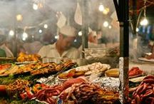 Foodie Travel / Food is a huge part of the travel experience. Taste new destinations and cultures through delicious cuisines. Here are some of our favorite tastes and places to try around the world.