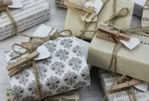 Postman, there is work waiting for you..! / packed gifts