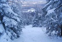Winter Travel / The best winter travel destinations and snow vacations.