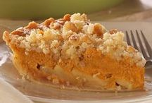 Fave Fall Pies by Nestle Kitchens / A few of our favorite pies for your fall festivities, from Thanksgiving and beyond. Scrumptous apple, pumpkin, pecan, rhubarb and sweet potato fillings plus no-fail crust and DIY whipped topping - it's all right here! / by Nestle Kitchens