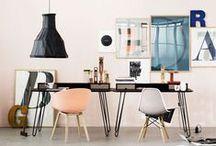 Office / Inspiring work spaces