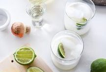 Let's Drink / Recipes for cocktails + home bar and bar cart inspiration