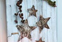 Decor: STARS / Starry, starry night.  / by Songbird Blog