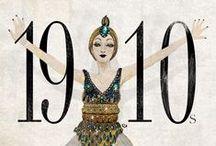 Art Nouveau Jewelry / Art Nouveau, 1890-1910. Belle Epoque, 1871-1914. Edwardian, 1901-1910  / by Heather Cox