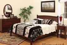 Homestead Furniture Bedroom Furniture / by Homestead Furniture