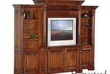 Homestead Furniture Home Entertainment / by Homestead Furniture