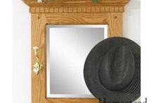 Homestead Furniture Mirrors / by Homestead Furniture