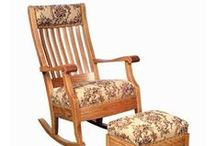 Homestead Furniture Rockers / by Homestead Furniture