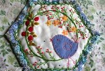 Crazy Quilting / by Joan Hinchcliff