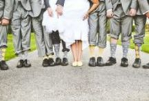 Our Grey and Yellow Wedding! / Grey and Yellow Wedding ideas!