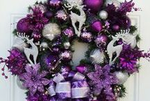 Christmas Wreaths, Garlands, & Swags / by Heather Cox