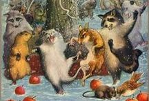 Christmas Animals / by Heather Cox