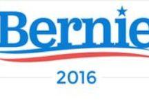 Bernie's Board / Bernie Sanders for President in 2016!  / by Heather Cox