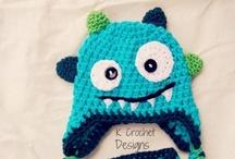 crochet / by Sarah Lucker Roussakis
