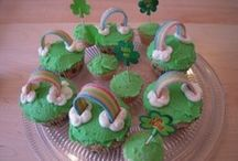 St. Patrick's Day / St. Patrick's Day crafts, games, decor, food, etc. / by Valerie Plowman