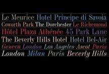 Dorchester Collection / http://www.dorchestercollection.com/ / by Hotel Principe di Savoia