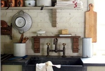 Kitchens / by Meredith Ekstedt
