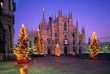 Milano a Natale / by Hotel Principe di Savoia